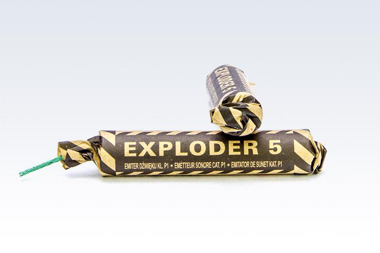 Petardy EXPLODER 5