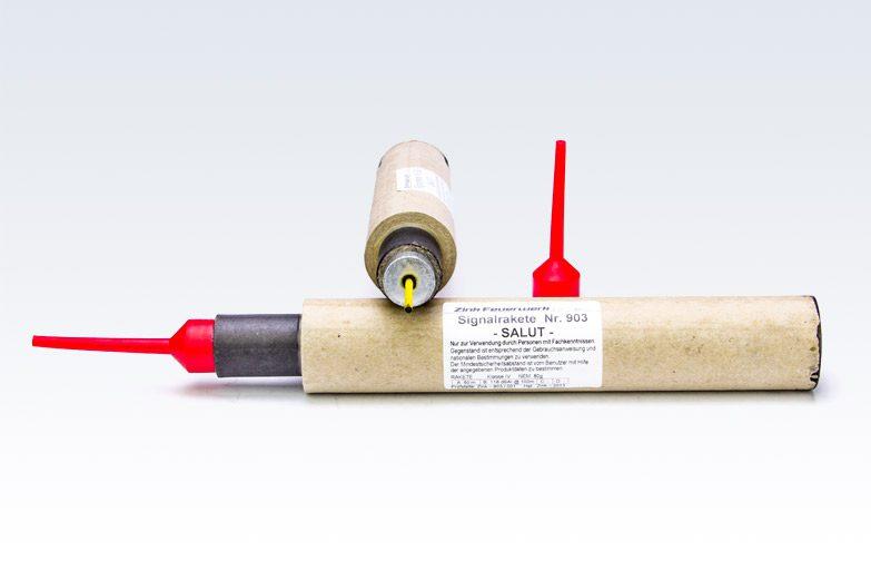 Zink signální raketa 903