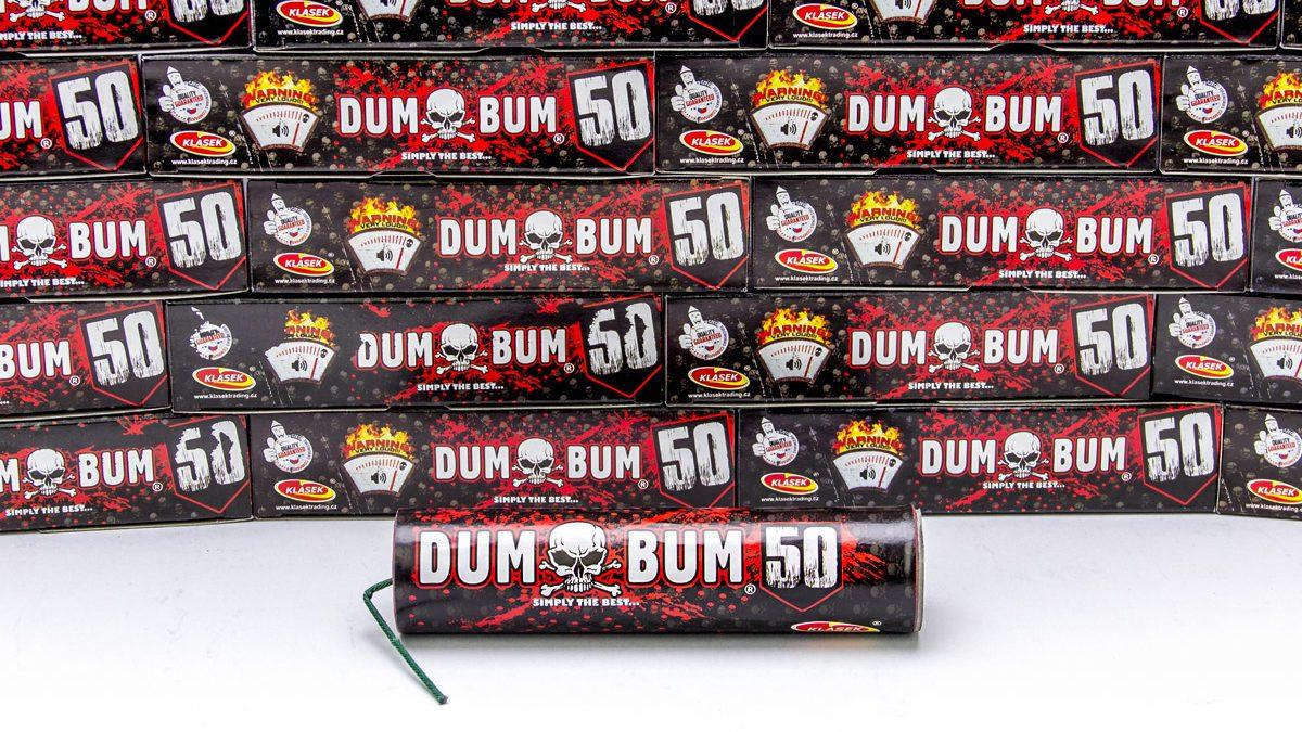 Záblesková petarda Dumbum 50
