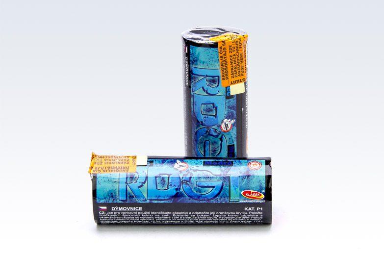 Dýmovnice RDG1 modrá
