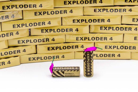 Petarda TP4 EXPLODER 4