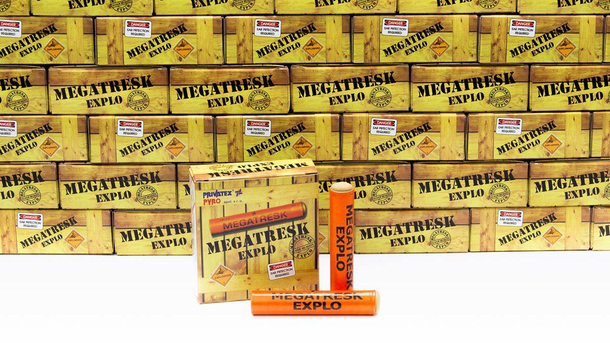 Petarda MEGATRESK-EXPLO