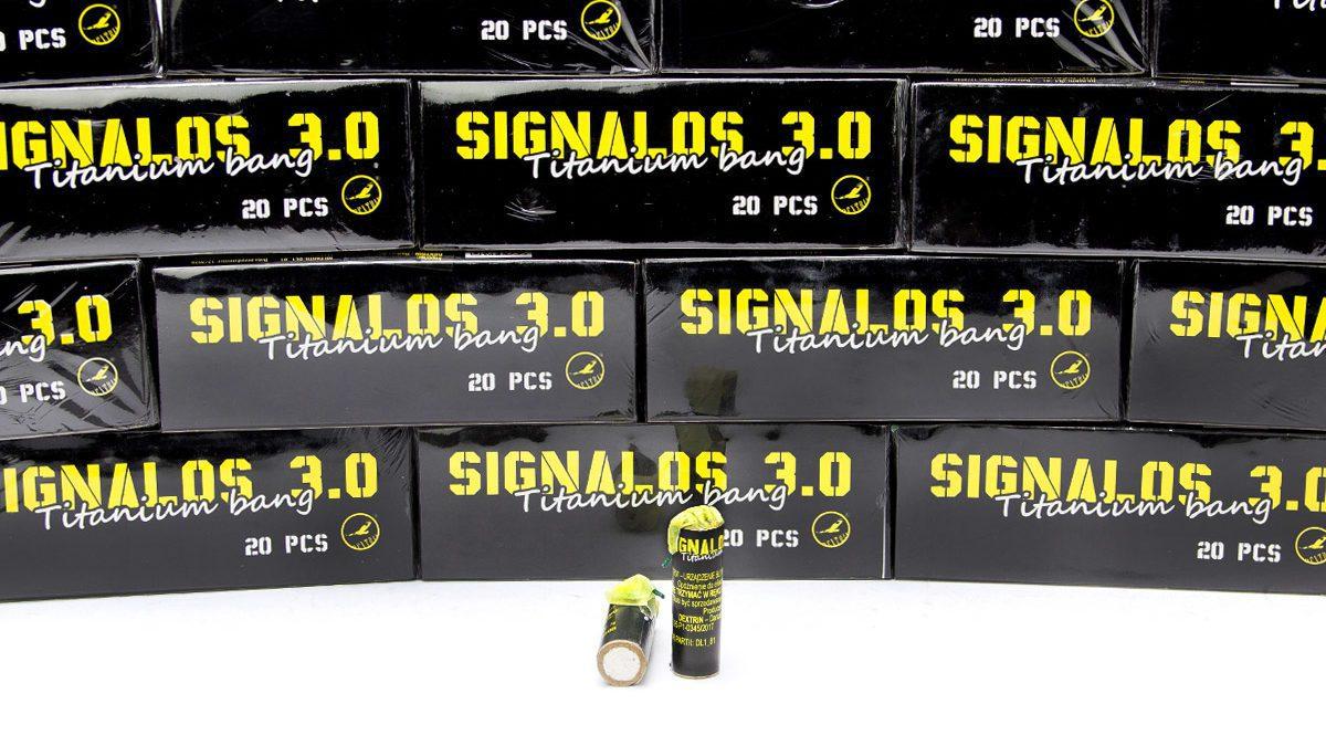 Petardy Signalos 3.0