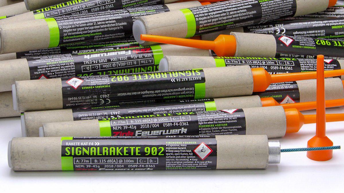Rakete ZINK 902
