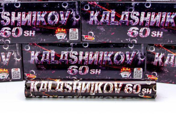 Petardi lumpeggianti Kalashnikov 60