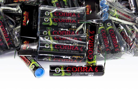 Petardo lampeggiante Super Cobra 6