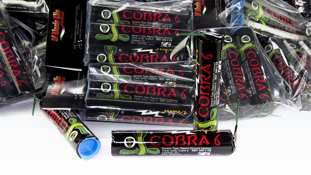 Super Cobra 6 Blitzknaller