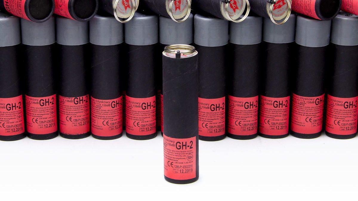 Flash grenade GH-2