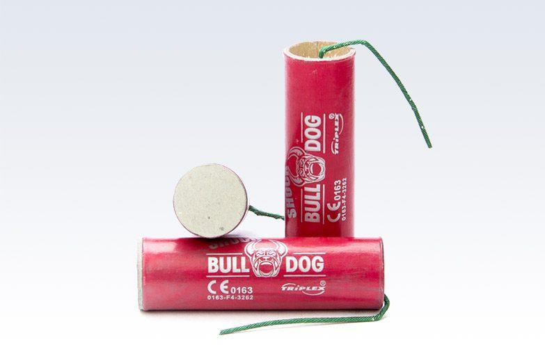 SHOCK Bulldog Petards